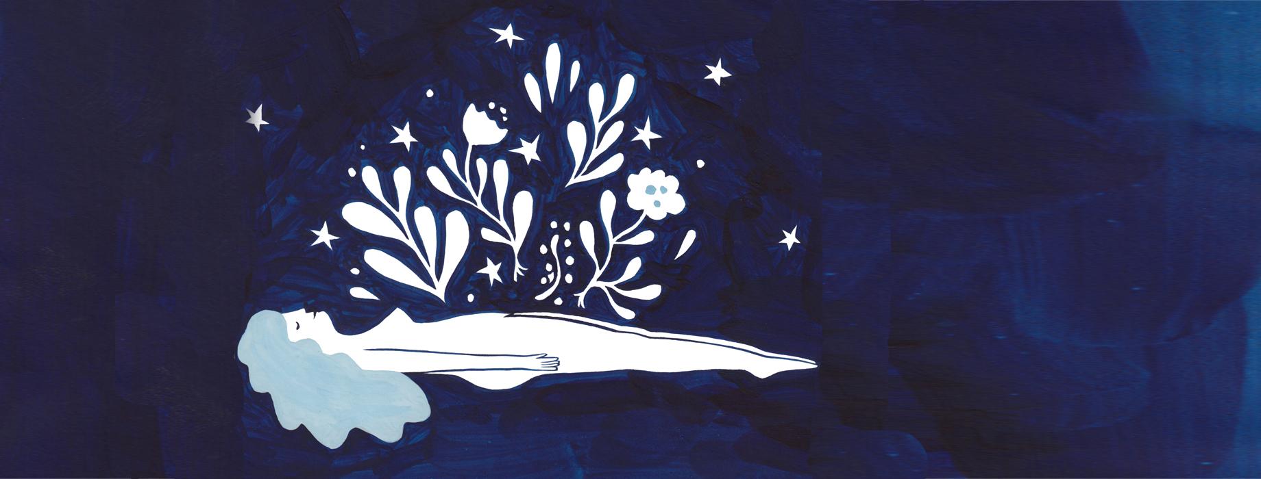 Yoganidra, tune into nature's lullaby